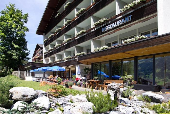 Hotel Restaurant Alpina In Grindelwald Impressions - Hotel alpina grindelwald